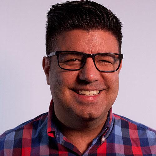 Speaker - Isaac Terronez