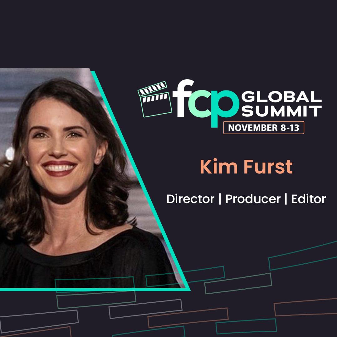 Speaker Kim Furst